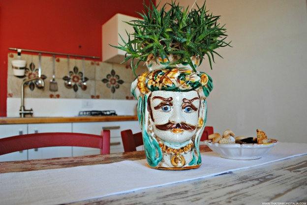 dettaglio cucina Plumelia